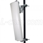 2.4 GHz 14 dBi 120° Sector Panel WLAN Antenna