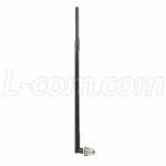 2.4 GHz 9 dBi Rubber Duck Antenna N-Hembra