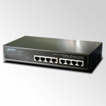 Switch 8-Port 10/100Mbps con 4-Puertos PoE