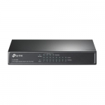 Switch Gigabit PoE. 8 Ptos Gigabit Ethernet. PoE: 53W
