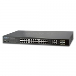 Switch Inteligente 28 Puertos Ethernet Gigabit