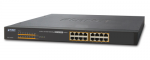 Switch PoE 16 Ptos. Gigabit, High Power over Ethernet 802.3at HP