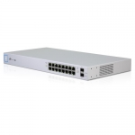 UniFi Switch 16. Switch Gigabit PoE+ Administrable con SFP.