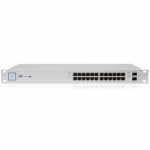 UniFi Switch 24 Ptos. Gigabit 802.3af/at PoE+, 2 Ptos. SFP, 250W