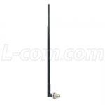 2.4 GHz 9 dBi Rubber Duck Antenna N-Hembra