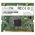 Adaptador de Red miniPCI. Banda Dúal - 802.11a/b/g/n.