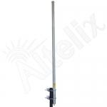 Antena Omni Serie PRO, 2.4 GHz - 12dBi. Conector N-Hembra.