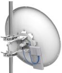 Antena Parabólica 5GHz, 30dBi. Alineación de Precisión