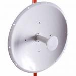 Antena Parabólica de 120 cm, 4.9-6.2 GHz, 37 dBi.
