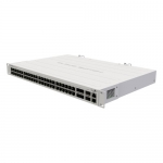 CRS354. Switch PoE de 48 Puertos Gigabit Ethernet.