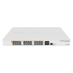 Cloud Router Switch 328, 24 Ptos. GigaEthernet, 4 Ptos. SFP+