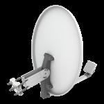 ECHO5D. Antena Direccional/CPE, 5GHz - 27dBi, 802.11a/n MIMO 2x2