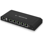 EdgeSwitch 5XP. Switch PoE Gigabit Administrable, 5 Ptos.