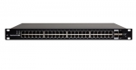 EdgeSwitch, 48 Ptos. GigaEther PoE+ 802.3af/at, SFP+/SFP, 750W