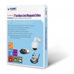 Software para Monitoreo de Cámaras IP de Planet. 16 Canales.