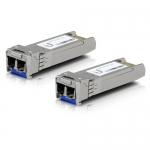 Módulo UFiber SFP+ p/ Fibra Mono-Modo, 10Gbps - 1310nm.
