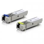 Módulo UFiber SFP p/ Fibra Mono-Modo, 1Gbps