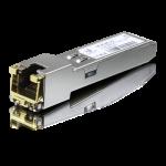 Módulo de Cobre para puertos SFP,  1 Gbps. Conector RJ45.