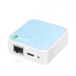 Nano Router Inalámbrico en 2.4 GHz - 802.11n. Hasta 300 Mbps.