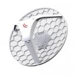 Nuevo CPE de Mikrotik Light Head Grid, 5 GHz 802.11n, 24.5 dBi.