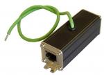 Protector PoE contra descargas 24VDC