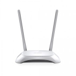 Router Inalámbrico en 2.4 GHz, 802.11n - MIMO. Hasta 300 Mbps.