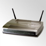 Router VoIP 2xFXS Inalámbrico 802.11n