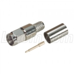SMA Male Crimp for 240-Series Cable