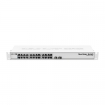 Smart Switch Mikrotik. 24 Ptos. Gigabit Ethernet, 2 Puertos SFP