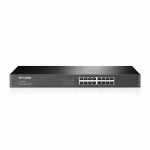 Switch Gigabit Ethernet, 16 Puertos 10/100/100Mbps.