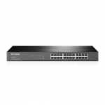 Switch Gigabit Ethernet, 24 Puertos 10/100/100Mbps.