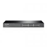 Switch Gigabit Ethernet, 24 Puertos 10/100/100Mbps.
