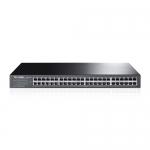 Switch de 48 Ptos. 10/100Mbps Ethernet. Montaje en rack.