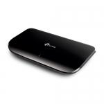 Switch de Escritorio, 8 Puertos Gigabit Ethernet. Plug and Play.