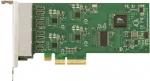 Tarjeta PCIe con 4 puertos 10/100/1000 Mbps