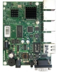 Tarjeta Router 680MHz, 256MB RAM, 5 Ptos. Giga Ethernet, microSD