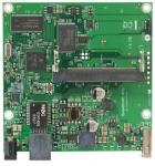 Tarjeta Router 680MHz, 64MB RAM, Gigabit Ethernet, miniPCI y USB