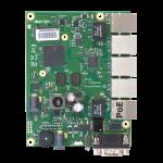 Tarjeta RouterBoard RB450GX4 - ARM quad core.