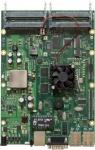 Tarjeta Router 800 MHz, 256MB RAM, 3 Ptos. Giga Ethernet, 4 mPCI