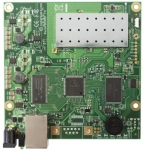 Tarjeta Router Inalámbrico 802.11a/n, 23dBm, 5GHz, Lvl 4