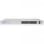 UniFi Switch 24 Ptos. Gigabit 802.3af/at PoE+, 2 Ptos. SFP, 250W