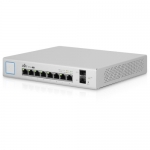 UniFi Switch 8. Switch Gigabit PoE+ Administrable con SFP.