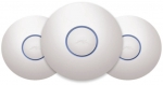 UniFi UAP-PRO 3-Pack (3 Pzas) doble banda 802.11a/b/g/n MIMO