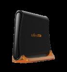 hAP mini. AP en 2.4 GHz, 802.11b/g/n, 3 Ptos. Fast Ethernet, L4