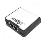 mAP2n 2.4GHz 802.11n. Alimentación USB, PoE Entrada/Salida. L4