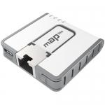 mAP Lite, 2.4GHz - 802.11b/g/n PoE. Puerto Ethernet.